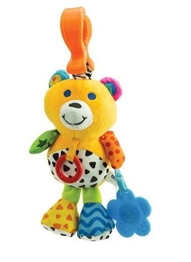 Prego Prego Toys FK8011 Neşeli Ayıcık Renkli